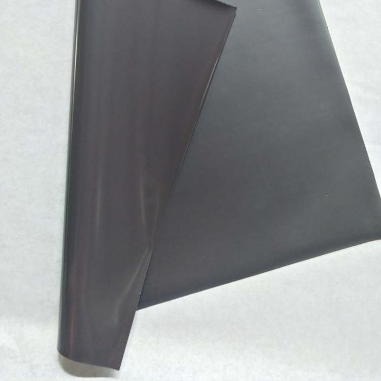 Customize different sizes neodymium flexible rubber magnet sheet