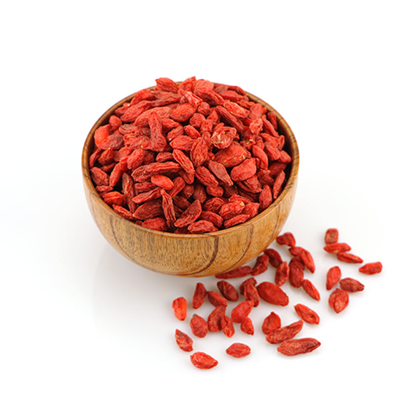 Traditional dried goji berries Dried Lycium chinense
