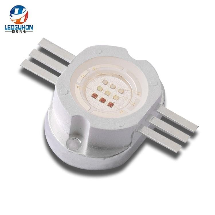 China factory wholesale cob 10w rgb led approve CE ROHS certificate