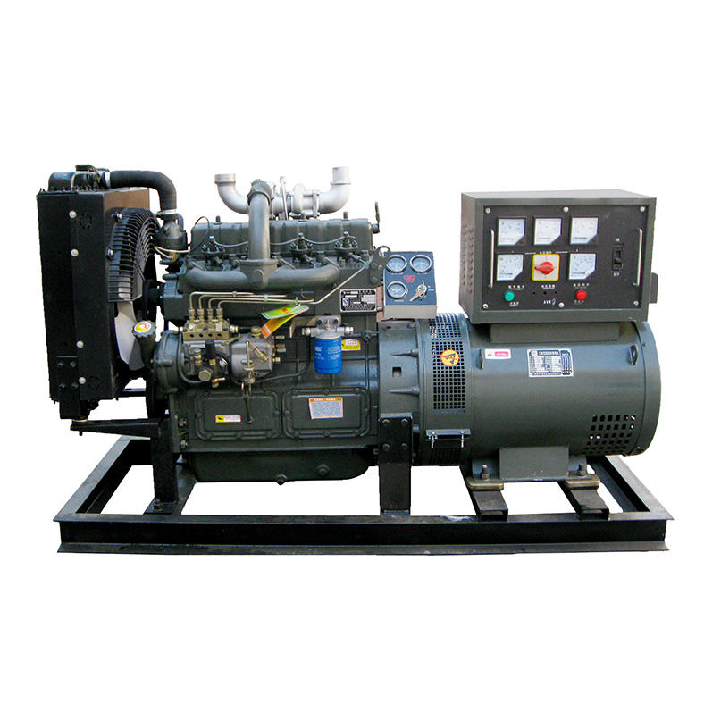 50kva generator diesel genset 40KW power engine alternator open type frame with K4100D
