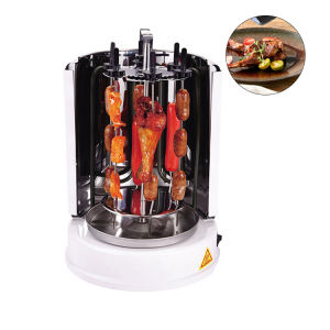 Wholesale Electric Chicken Vertical Kebab Barbecue Grill Machine For Sale