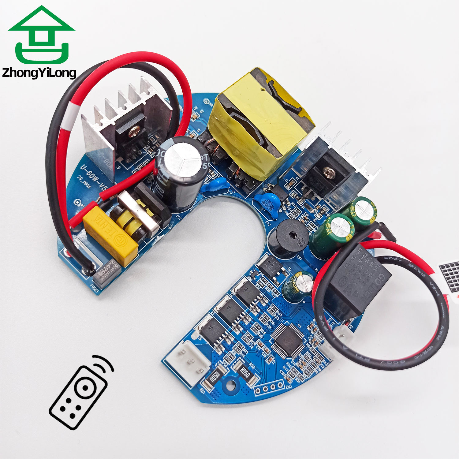 Ceiling Fan Controller Board Solar ac dc Ceiling Fan PCB & PCBA,OEM Assembly Manufacture PCB PCBA service