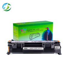 CE505A Compatible manufactured wholesale  homochromy original universal HP toner cartridge for ricoh