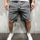 High Quality Drawstring Cotton Mens Gym Running Shorts,Summer Shorts For Men