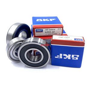 SKF Bearing Price List 6001 6002 6003 6004 6005 Original SKF Ball Bearing 6200 6201 6202 6203 6204 6205 SKF Motor Bearing