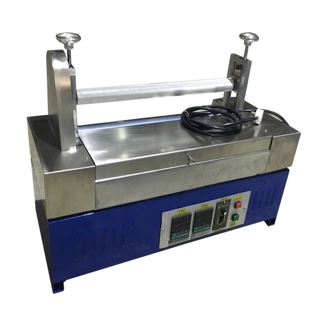 Hot melt glue pasting machine, roller hot melt glue machine