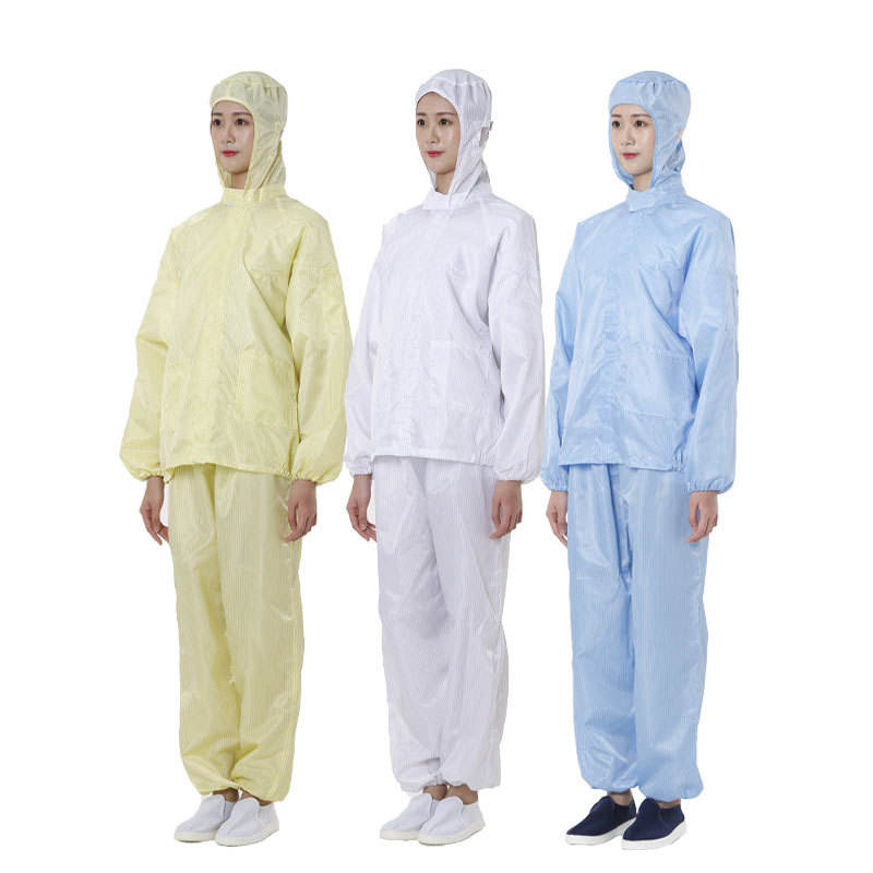 Unisex Work Sets Anti-static Uniform Work Clothes Split Work Clothes