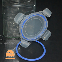 Lock & Seal Containers gasket
