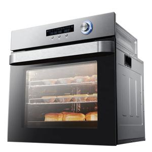 Manufacturing Convection Toaster Built-in Hot Air Drying Electric Pizza Ovens