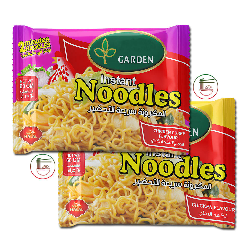 75g Nissi Top Supplier The Best Choice Instant Noodles