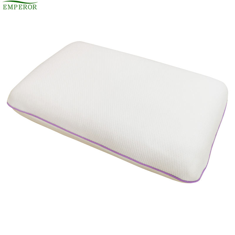 Pillow Foam Factory Whole Sale Sleeping Bed Summer Cooling Silicon King Size Bedding Set Pillows Home Decor Sponge Memory Foam Pillow Gel