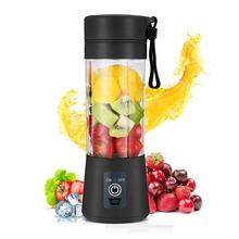 wholesale home appliance 380ml portable rechargeable juicer mixer fruit 2019/juicer shenzhen/portable juice blender