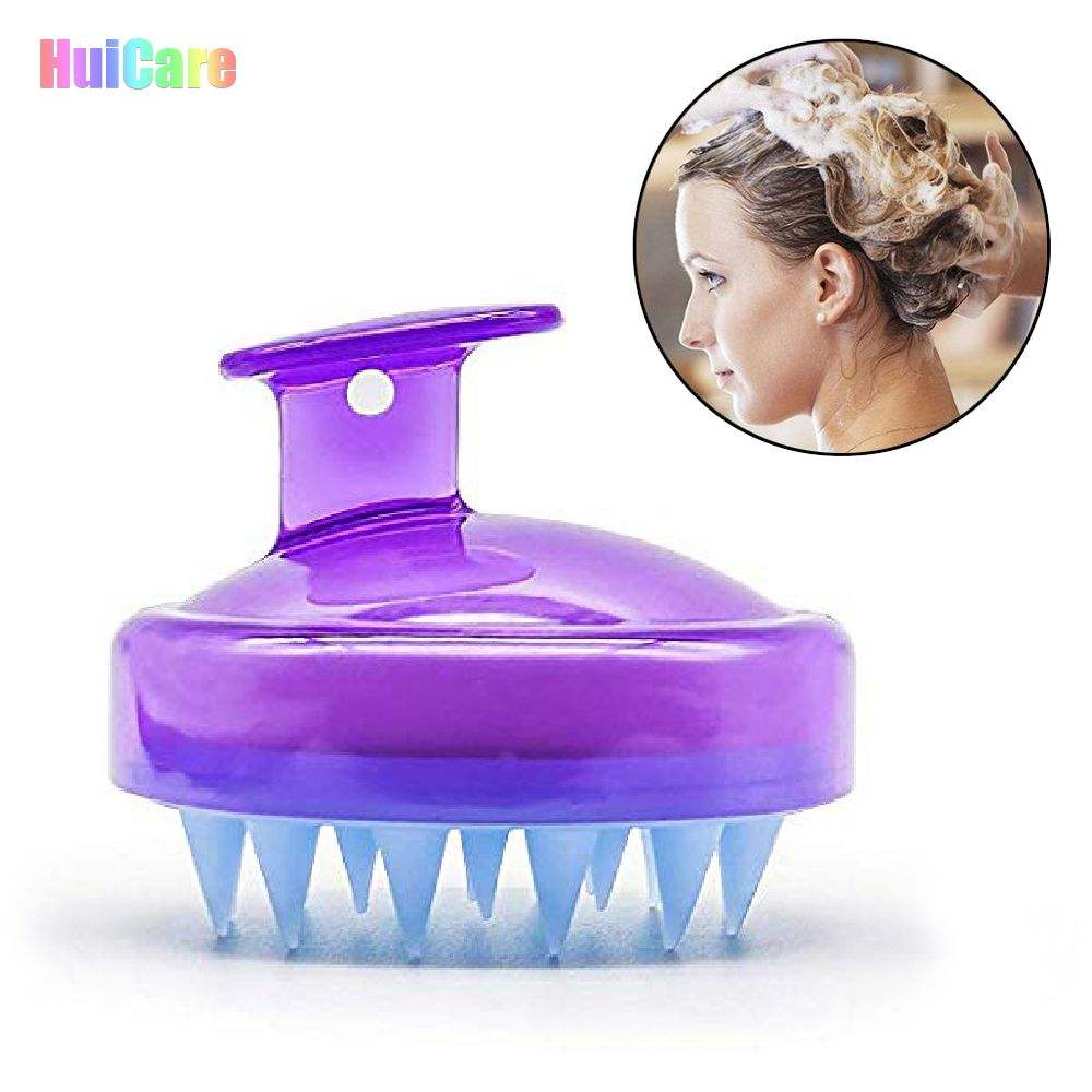 For Washing Carding Head Wide Tooth Comb Scalp Massage Professional Washing Hair Shampoo Brush