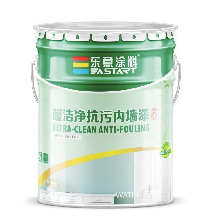 Excellent quality matte white exterior paint interior wall paint interior wall latex paint