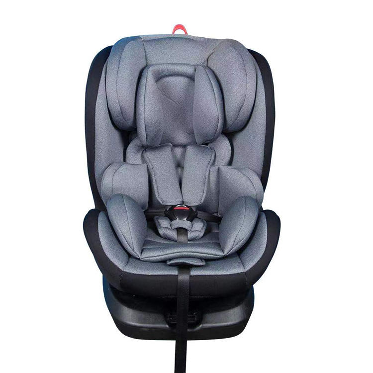 Wholesale high quality leather baby car seat /CE safety child car seat / rotation 360 degree car seats for kids 0-36kg