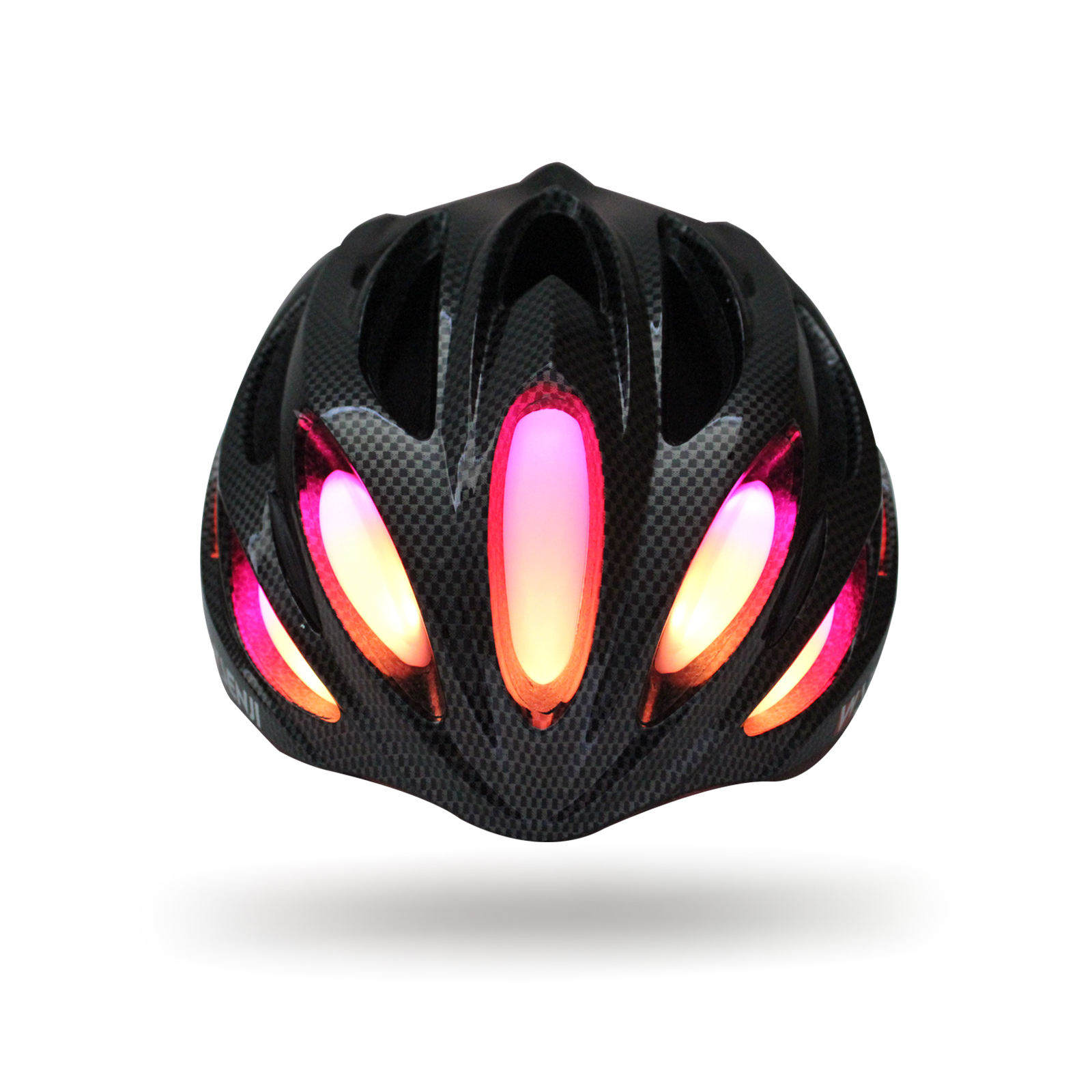Bike Helmet with Safety Light , Adjustable Cycling/Bicycle Helmet for Road/Mountain Men/Women
