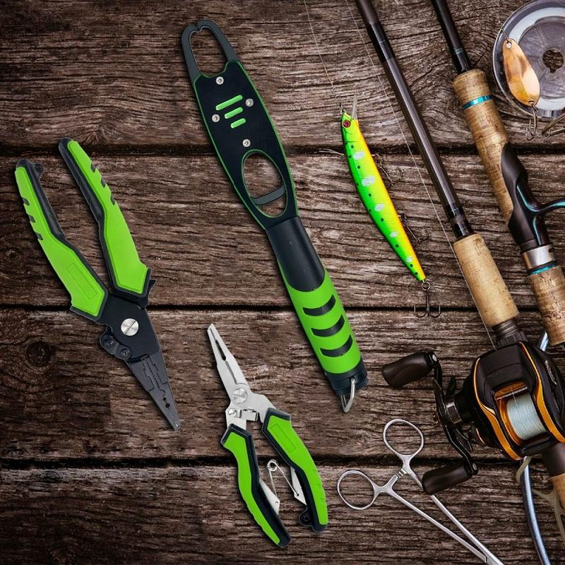 Gripper Grabber Fishing Pliers Floating Fish Grip Clamp Sports Entertainment