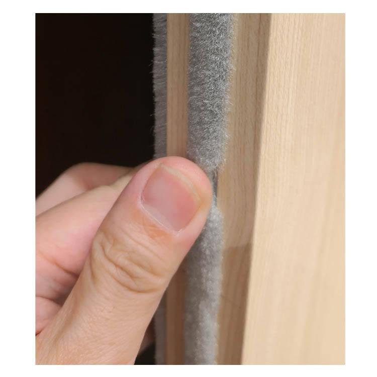 Для домашнего использования шкафы деревянные двери кисти уплотнения прокладки уплотнитель