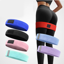 Amazon Hot Selling Fabric Elastic Resistance set Band Workout Hip Bands Fitness Booty bands Set Custom logo Resistance Band