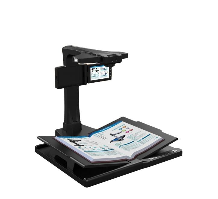 ELOAM Book scanner BS3000P 22 MP with V-Shaped Book Cradle