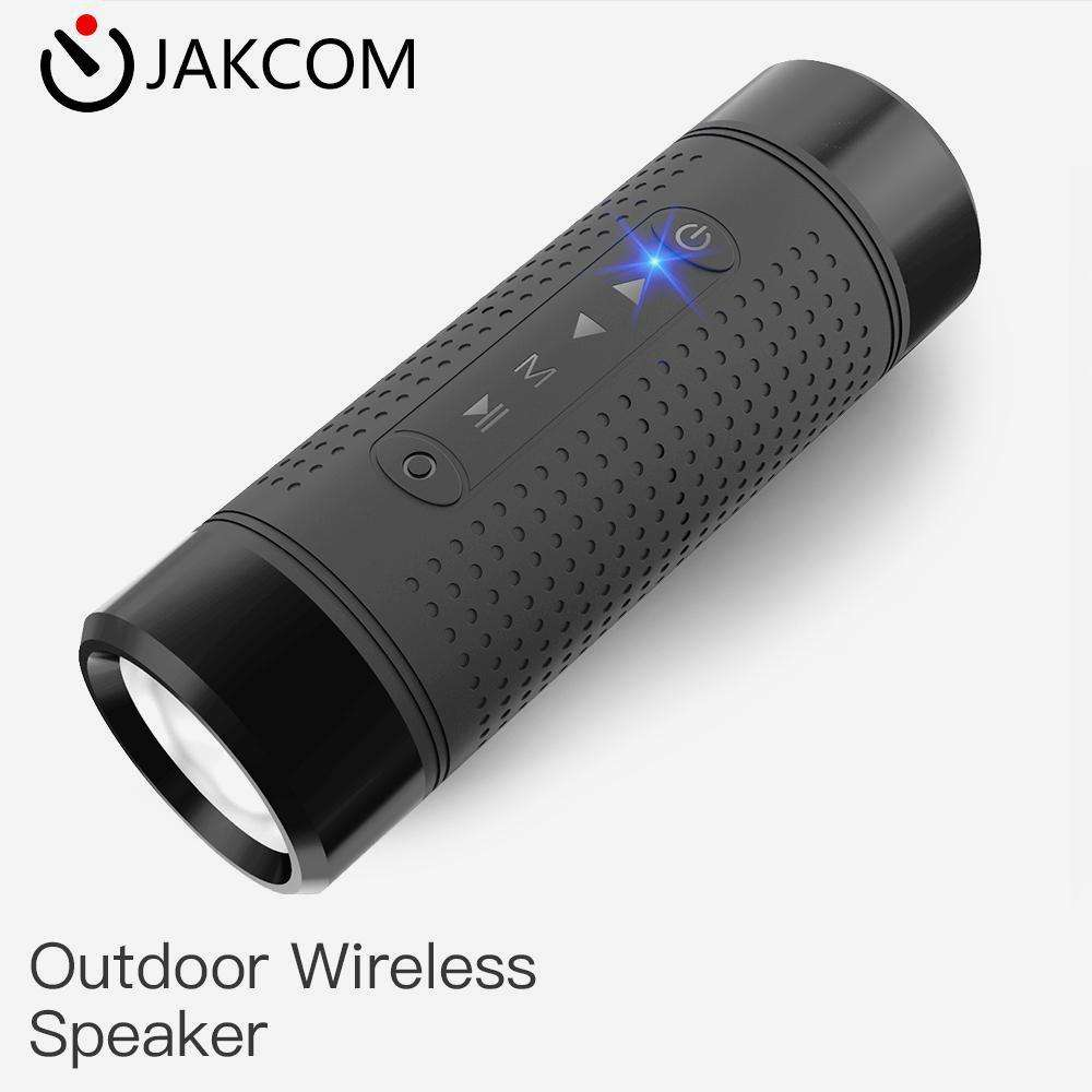 JAKCOM OS2 Outdoor Speaker Wireless di Altoparlanti come two way radio speaker mic <span class=keywords><strong>eva</strong></span> henger fornitori di torrent 1 dollaro con am