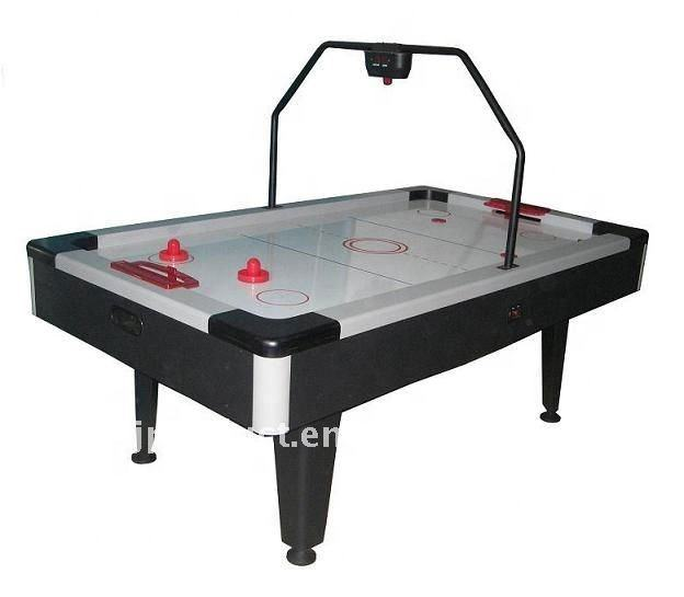 The Power custom 7FT Electronic scorer air hockey table game