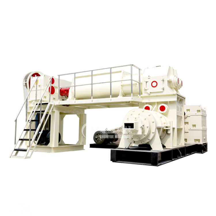 automatic red brick making machine production line