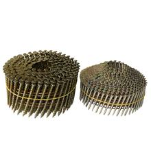 Screw shank ring shank Wooden wire Bulk pallet nails for wood