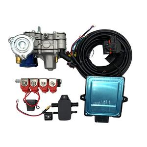 Sequential injection system 4 cylinder cng gas conversion kit