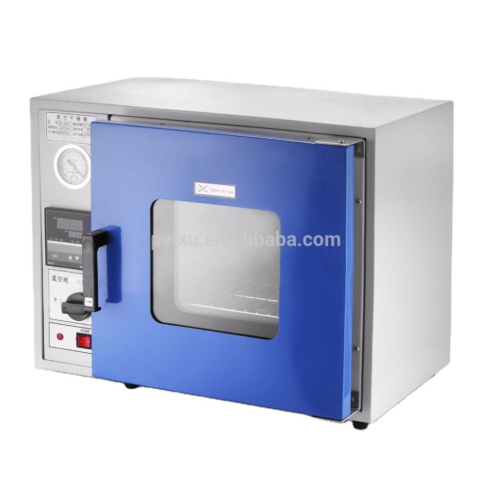 0.9 Cu Ft 480F Lab Vacuum Air Convection Drying Oven hot air circulating drying oven