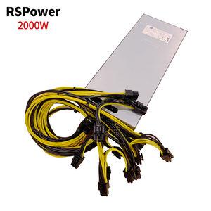 Ningbo Skycorp 2000W Hanqiang PSU antminer power supply high efficiency for bitcoin miner