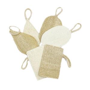100% Natural biodegradable bath Exfoliating Loofah Sponge Pads Natural dish Luffa kitchen Vegen Loofah Sponge