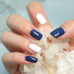 OEM Custom Private Label Gel Couture Water Based Air Dry Nail Polish Clear Peel Off Nail Polish For Nail Manicure