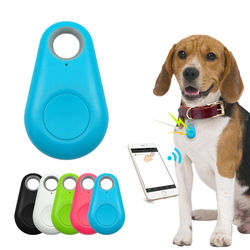 Pet Smart GPS Tracker Mini Anti-Lost Waterproof Bluetooth Lo