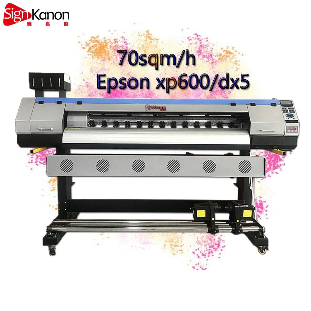 Signkanon 1.6M Grootformaat Dx11 Printkop Xp600 Eco Solvent <span class=keywords><strong>Printer</strong></span>