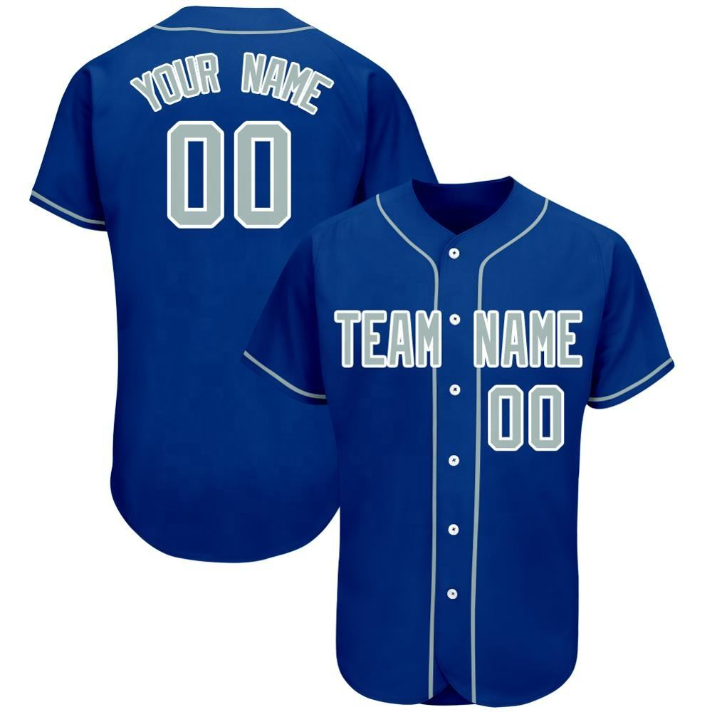 Bulk New Arrival Stitched Printed Custom Softball T-shirts Organic BaseBall Jersey