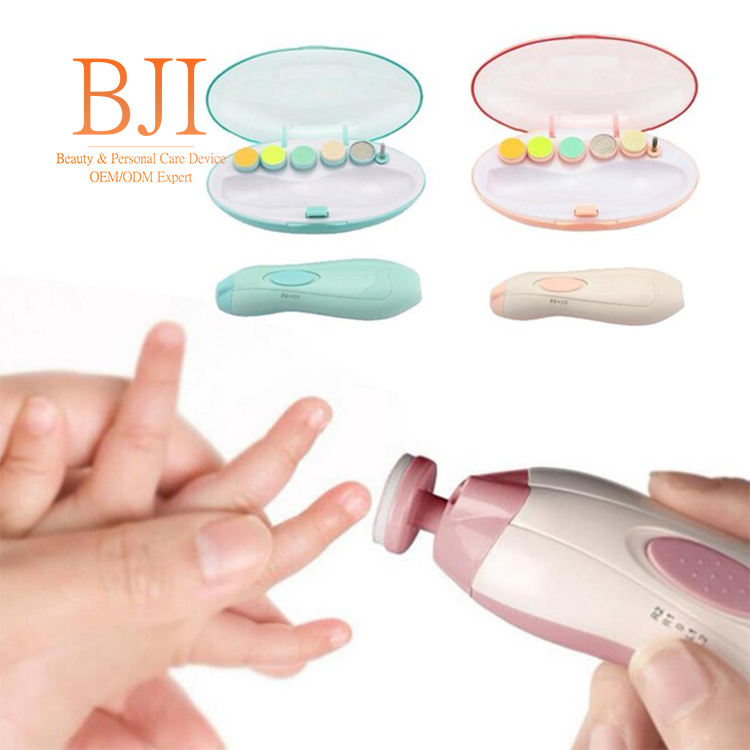 Electric Baby Nail Trimmer for Kids Infant