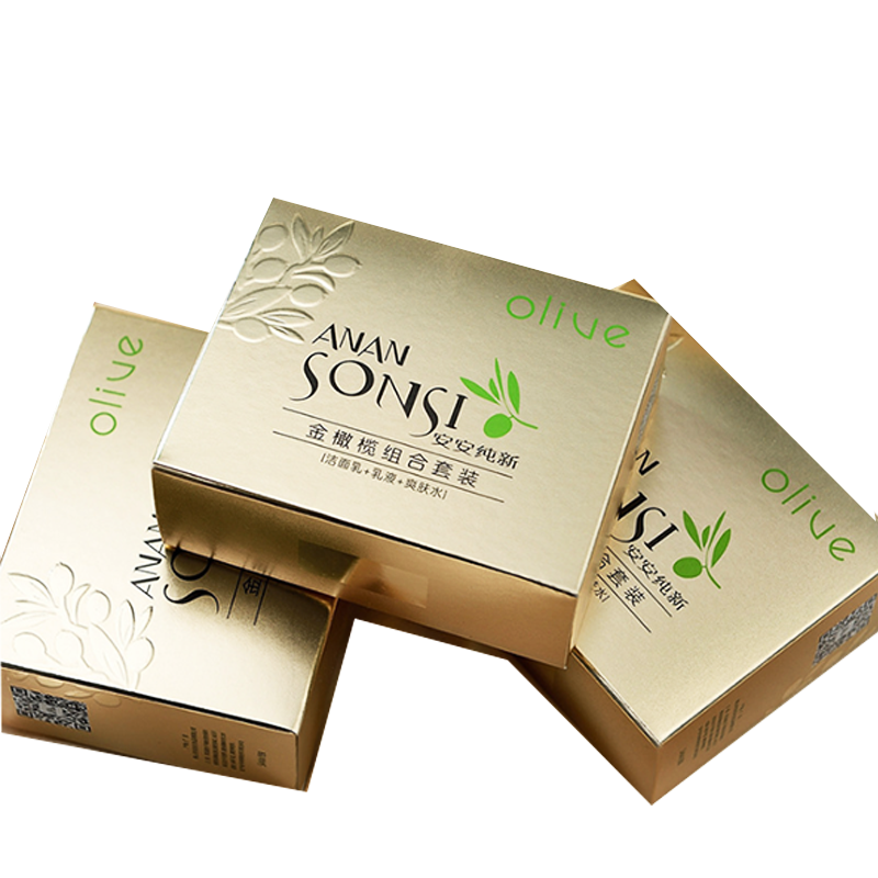 Factory direct sale soap packaging boxes custom logo