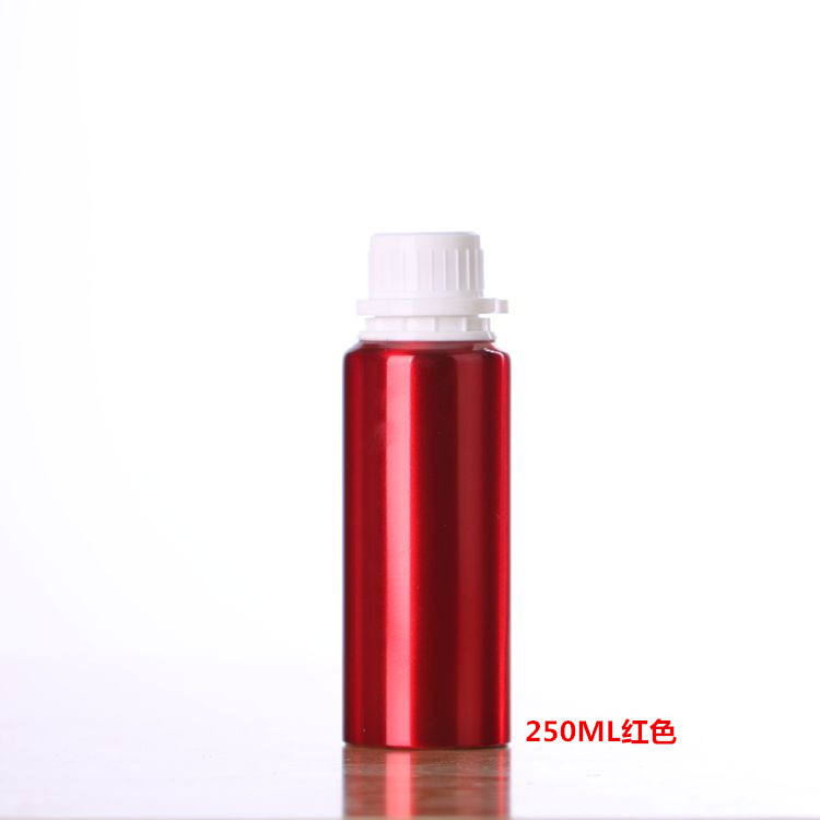 High quality fancy aluminum beer bottle 10 oz 16oz with big mouth