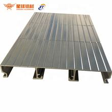 aluminum decking profile aluminum floor high quality