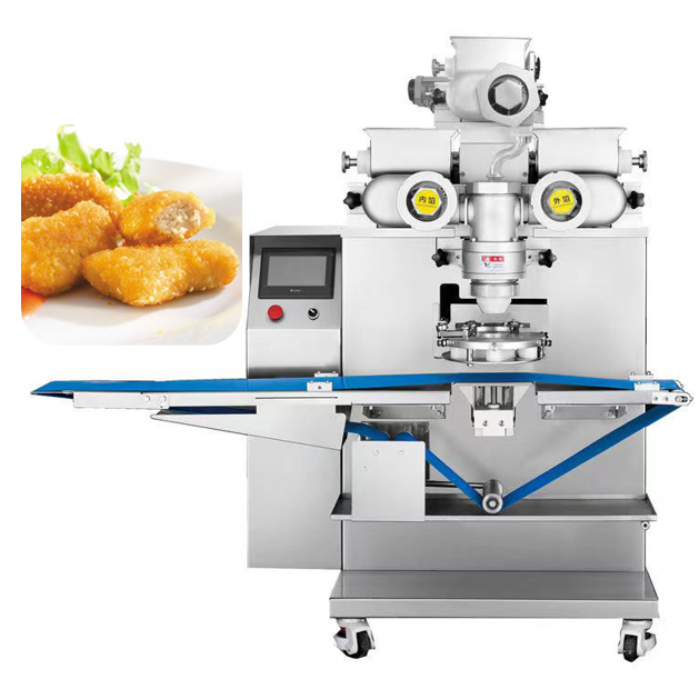 Automatic Stainless steel Kubba /maamould/falafel /cohinha /croquettes making machine