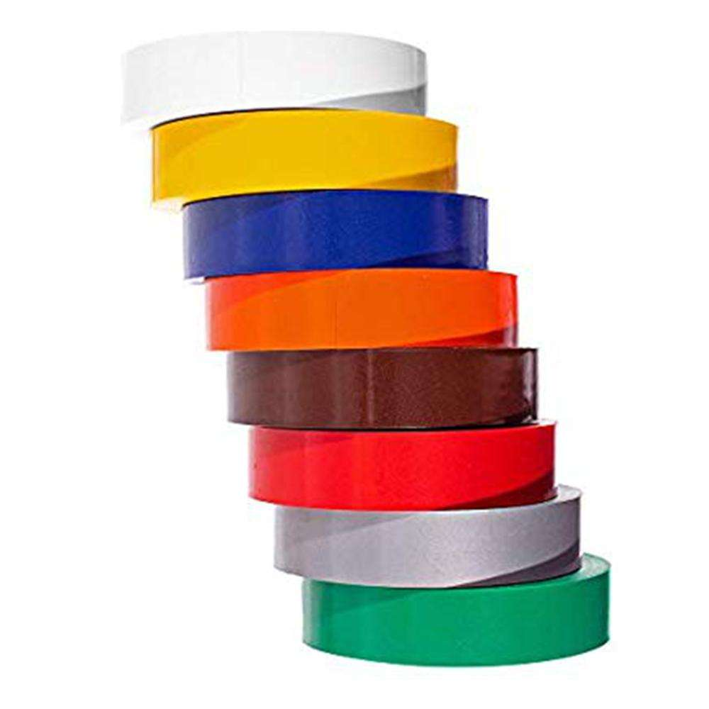 Hampool High Performance Eco Electrical Wire Colorful Insulation PVC Tape Roll