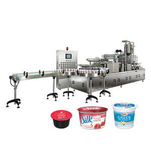 Full Automatic K Cup Coffee Capsules Filling Sealing Machine