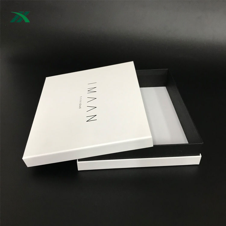 Wedding Photo Album Box Packaging With Custom Logo