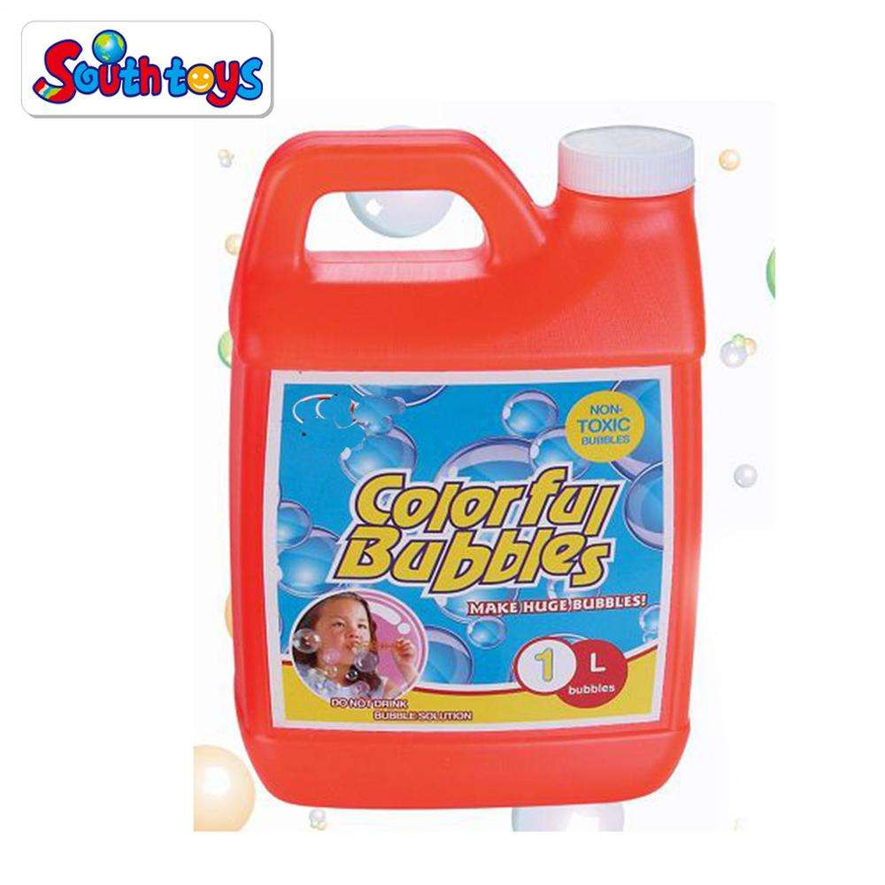 kids bubble liquid water Miracle Bubbles Solution Refill
