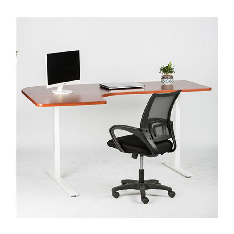 Moderno perfecto venta al por mayor, último oficina contra Oficina de mesa <span class=keywords><strong>muebles</strong></span> de diseño de altura ajustable MESA DE