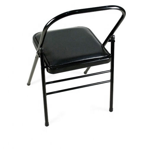 Iyengar Yoga Folding Chair Thickened Also For Pregnant Women Iyengar Yoga Chair Steel Metal Floor Exercise