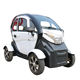 2020 4 wheeler 2 Seaters Citycoco New Design E Smart Car Electric Car Electric Tricycle Without Driving Licence