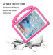 For ipad air iPad 5 Kids Protective Case shockproof handle stand cover for iPad Air accept OEM order