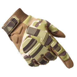 Military Gear Glove Fingerless Tactical Gloves Army Gear Sport Driving Shooting Gloves